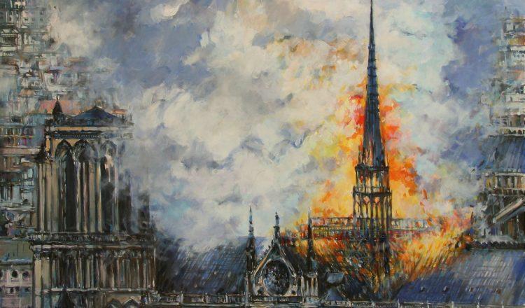 Παναγία των Παρισίων: 100 διάσημοι πίνακες ζωγραφικής