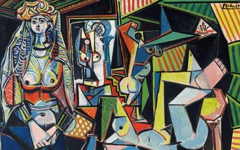 Pablo Picasso | 855 έργα ζωντανεύουν υπό τον ήχο του πιάνου