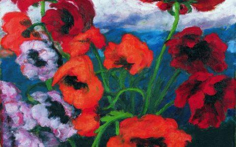 Emil Nolde | Μια ξεχωριστή συλλογή από 160 έργα