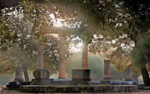 Φιλιππείο: Ένα εκπληκτικό κυκλικό οικοδόμημα στην αρχαία Ολυμπία