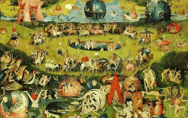 "Hieronymus Bosch   147 πανέμορφοι πίνακες του ""ζωντανεύουν"" με κλασική μουσική"