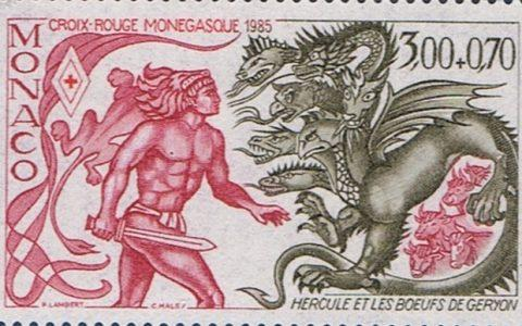 Ο Ηρακλής στο Μονακό