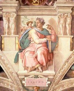 Μιχαήλ Άγγελος και Καπέλα Σιξτίνα