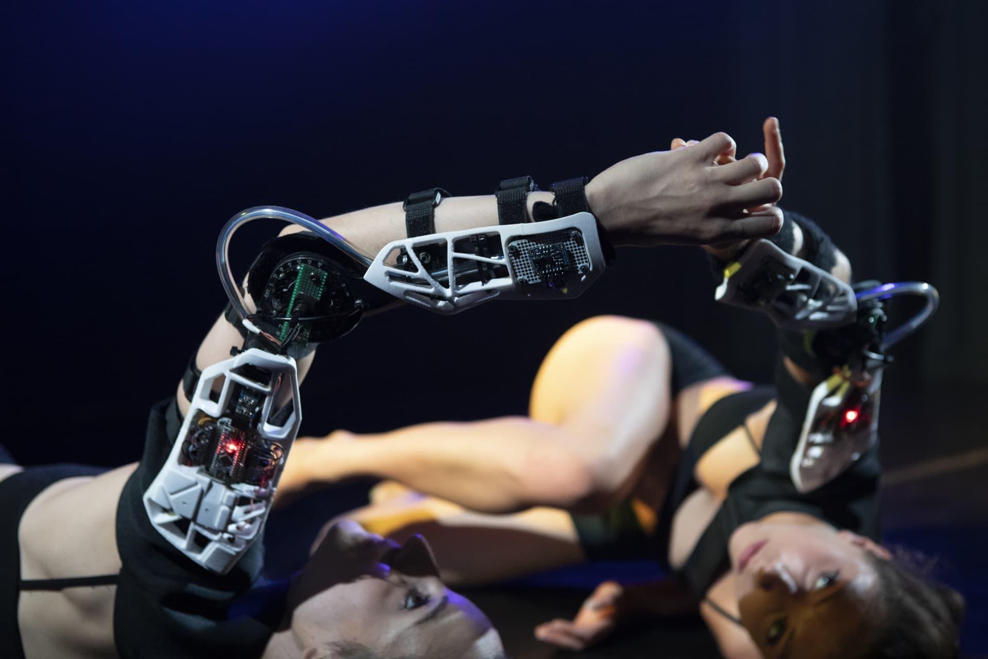 STREAM: synergy meeting vol.2 | Συνάντηση σύγχρονου χορού, μουσικής, και τεχνολογίας, μέσω αυτοσχεδιασμού