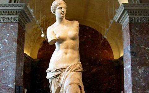 Αφροδίτη της Μήλου: Το αριστούργημα της ελληνιστικής γλυπτικής