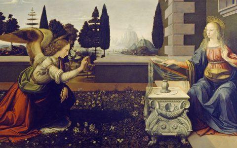 """Λεονάρντο Ντα Βίντσι: Το σπουδαίο έργο του """"ζωντανεύει"""" σε 14'"""
