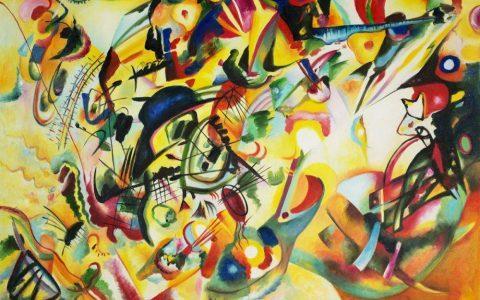 """Βασίλι Καντίνσκι: 366 σπουδαία έργα """"ζωντανεύουν"""""""
