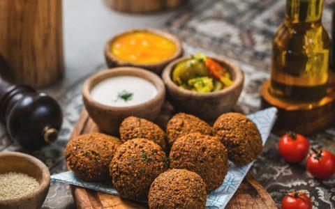 Φαλάφελ: Υπέροχη γεύση από τη Μέση Ανατολή
