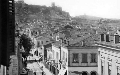 H Αθήνα μέσα απ' τη ματιά του Ροΐδη