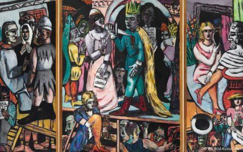Max Beckmann | 67 εξαιρετικά έργα του διάσημου καλλιτέχνη
