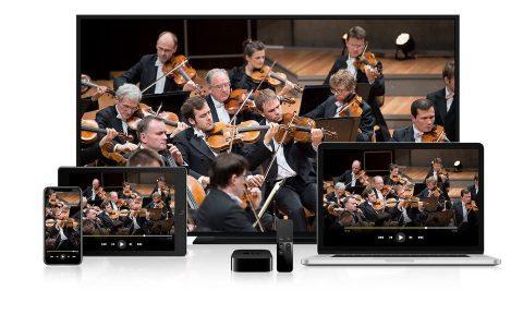 Η διάσημη Philharmonie Berlin παίζει για σένα δωρεάν στο Digital Concert Hall!