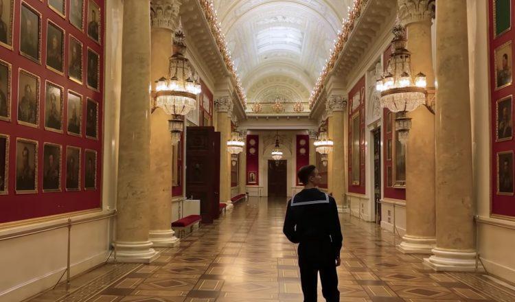 Hermitage: εικονική περιήγηση στα αριστουργήματα του εξαιρετικού Μουσείου!