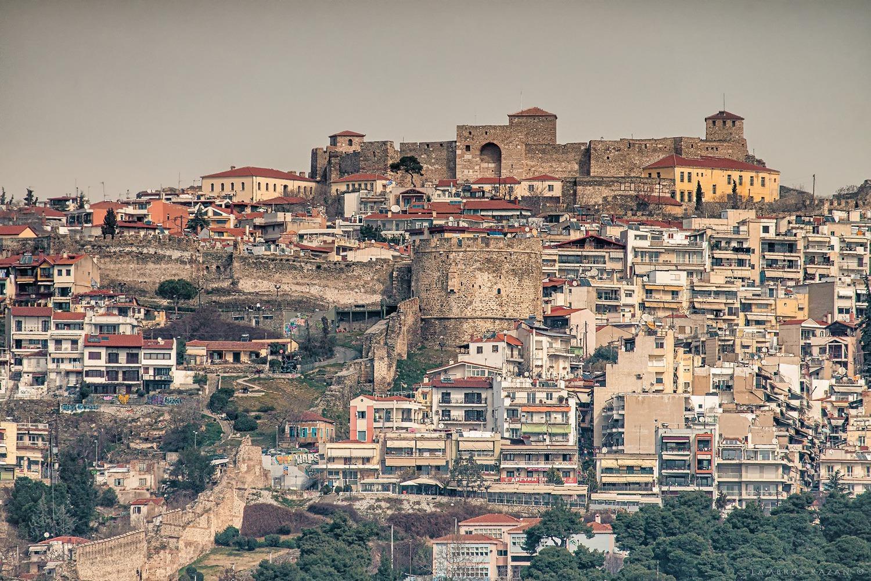 Θεσσαλονίκη, με το βλέμμα προς την Άνω Πόλη