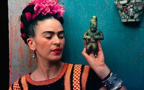 Φρίντα Κάλο | Η μεγαλύτερη ψηφιακή έκθεση του κόσμου από την Google Arts & Culture
