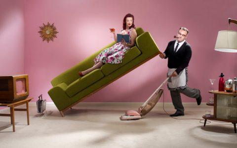 Καθαρίζοντας το σπίτι χωρίς ...αλληλοσκοτωμούς!