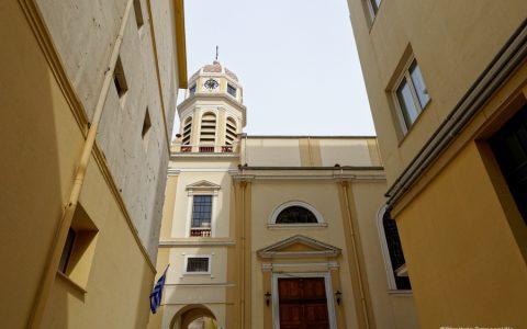 Καθολική Εκκλησία Θεσσαλονίκης, η Φραγκοκλησιά που έφτιαξε ο Vitaliano Poselli
