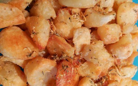Οι πιο τραγανές και νόστιμες πατάτες φούρνου