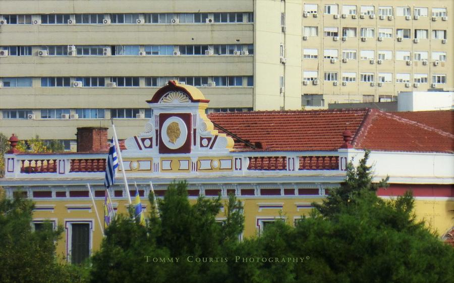 Τα καταπληκτικά κτήρια του Vitaliano Poselli στη Θεσσαλονίκη