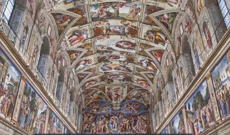 Με ένα κλικ, ζήσε διαδραστικά την Καπέλα Σιξτίνα και τα υπόλοιπα Μουσεία στο Βατικανό!