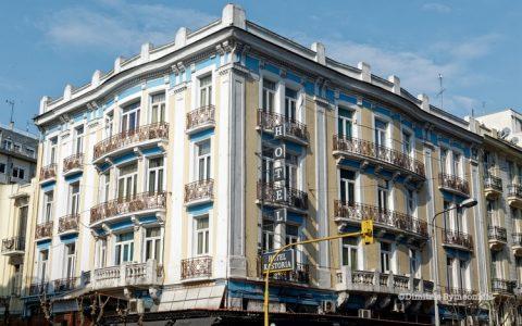 Ξενοδοχείο Καστοριά, μια δημιουργία του Max Rubens στη Θεσσαλονίκη