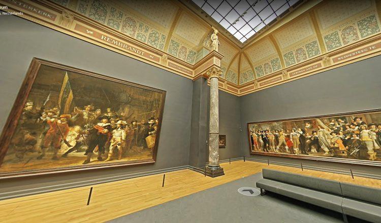 Ψηφιακή βόλτα στο περίφημο Rijksmuseum του Amsterdam!