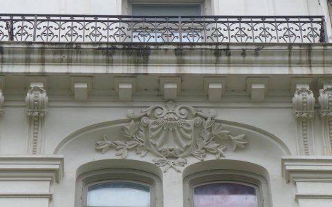 Μέγαρο Ασλανιάν, μια δημιουργία του Pietro Arrigoni που κοσμεί το κέντρο της Θεσσαλονίκης