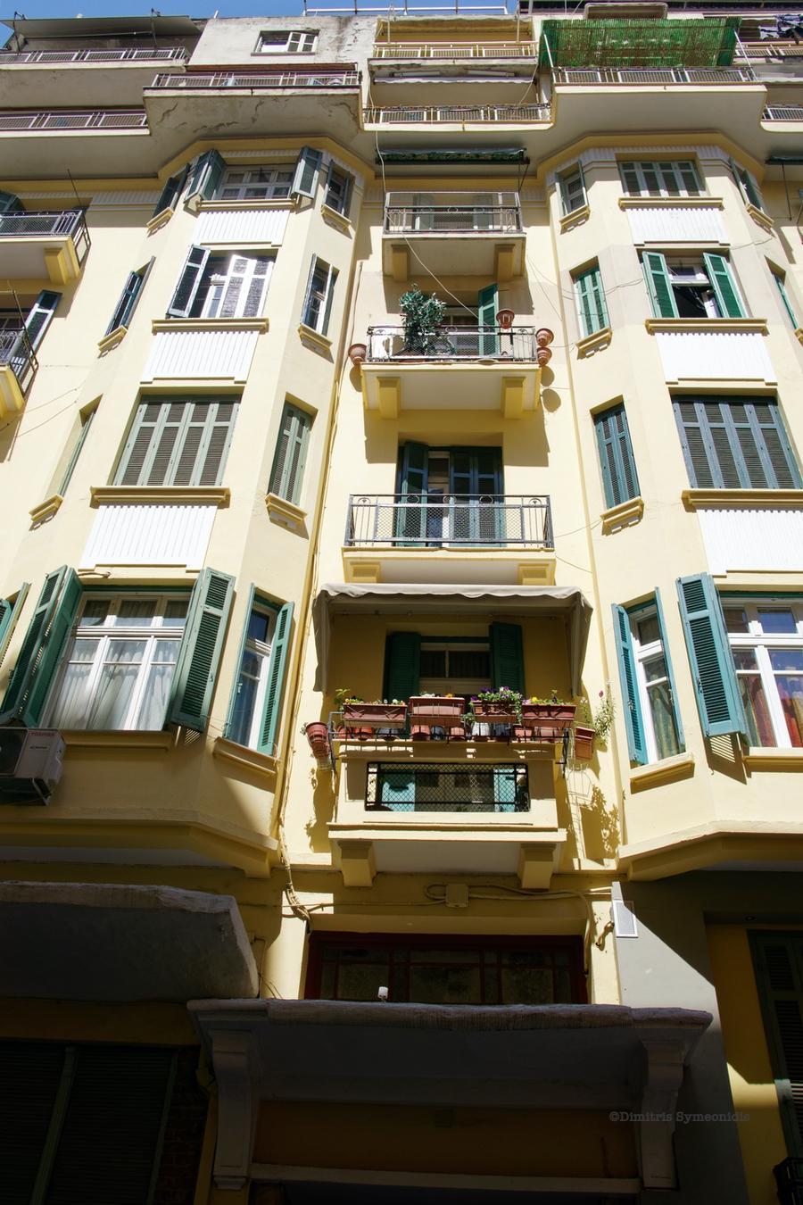 Οδός Γκαρμπολά, η οικογένεια και η πρώτη εφημερίδα της Θεσσαλονίκης