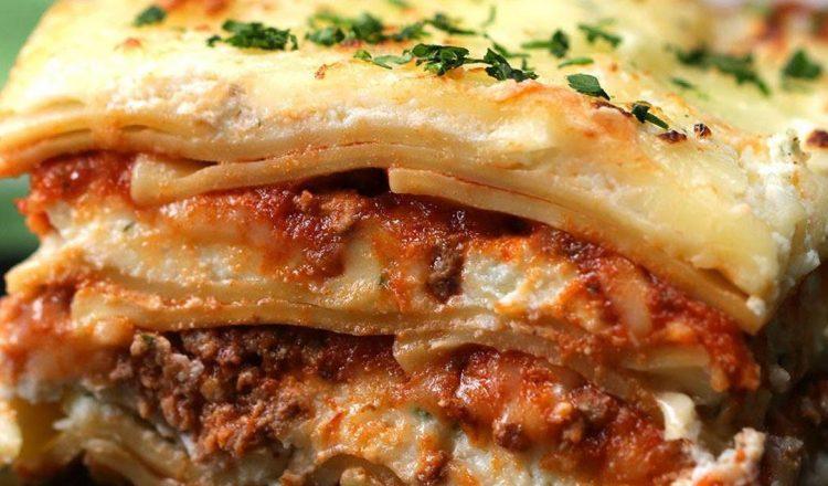 Η μόνη αυθεντική ιταλική συνταγή που θα χρειαστείς ποτέ για τέλεια λαζάνια!