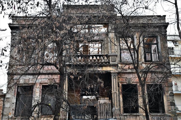 Οδός Σαρανταπόρου: τα κρυμμένα κτήρια διαμάντια της Θεσσαλονίκης