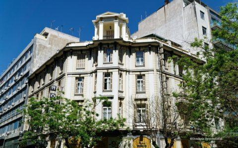Ξενοδοχείο Tourist, με μεγάλη ιστορία και υπογραφή Joseph Pleyber