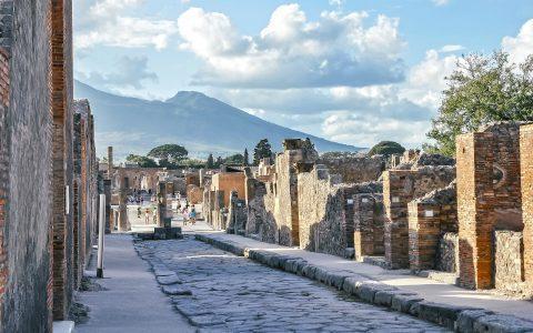 Δωρεάν ψηφιακή ξενάγηση στην Αρχαία Πομπηία