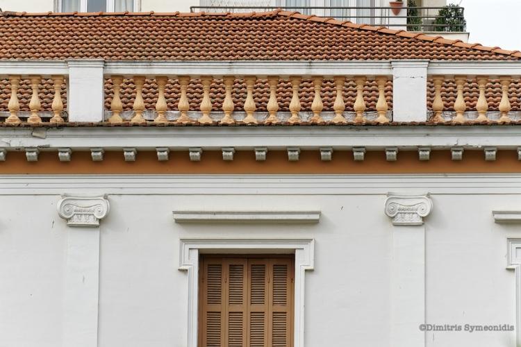 Μουσείο Μακεδονικού Αγώνα, (πρ. Γενικό Προξενείο της Ελλάδας στη Θεσσαλονίκη), έργο του Τσίλλερ