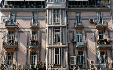 Μέγαρο Βαρβιτσιώτη: το πανέμορφο κτήριο, περίφημο  στέκι των καλλιτεχνών της Θεσσαλονίκης