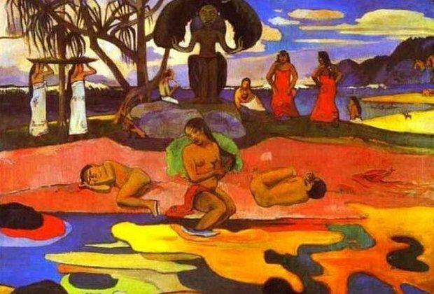 Paul Gauguin: Μια μοναδική συλλογή από 283 πίνακες με τη συνοδεία πιάνου!