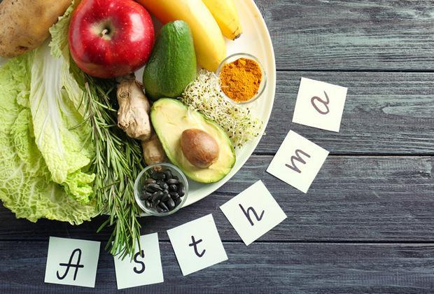 Άσθμα: υπάρχουν διατροφικές λύσεις;