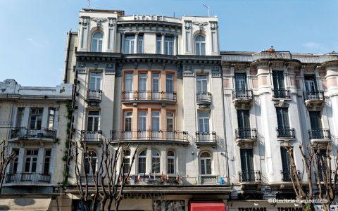 Ξενοδοχείο Ηλύσια, ένα αριστουργηματικό κτήριο του Μαξ Ρούμπενς στη Θεσσαλονίκη