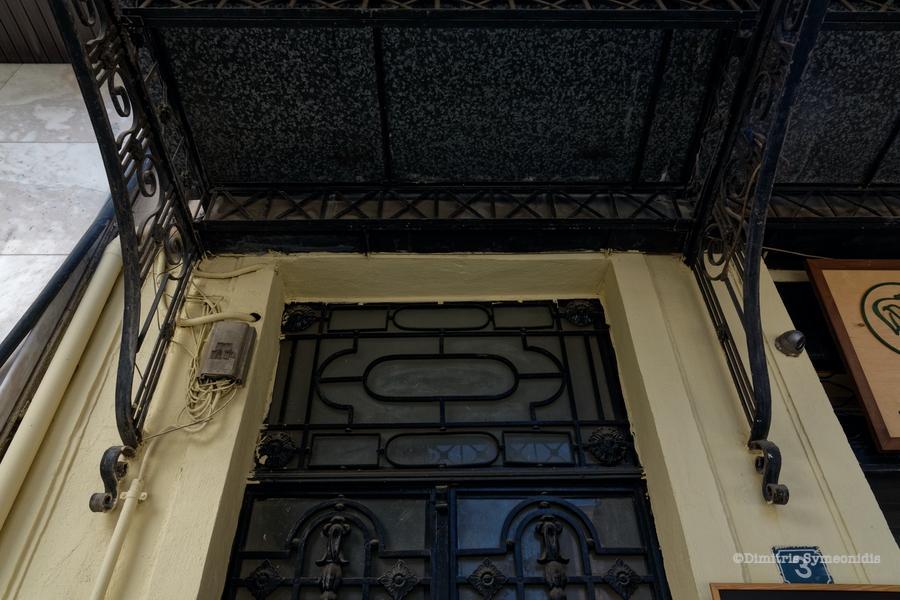 Μέγαρο Ρεβάχ (πρώην Αλγκάβα), υπέροχο διατηρητέο από τον Γ. Καμπανέλλο