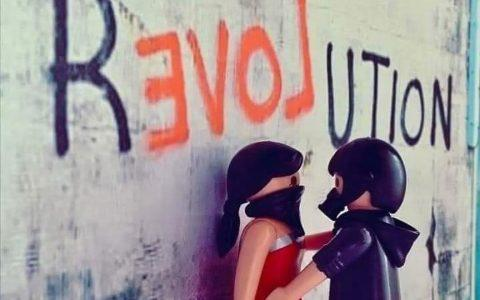 Revolution = Επανάσταση