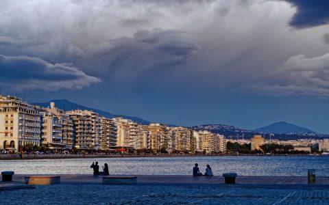 Μια βόλτα με λέξεις και εικόνες στη Θεσσαλονίκη