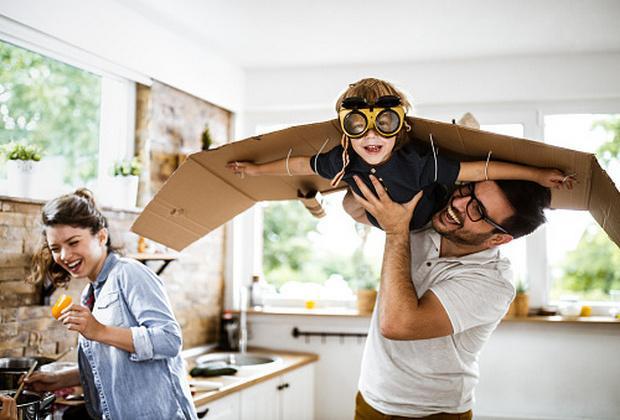 Γιατί είναι σημαντικό για την οικογένεια να περνάει ποιοτικό χρόνο μαζί