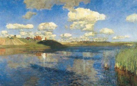 Isaac Levitan: Μια μοναδική συλλογή από 437 πίνακες!