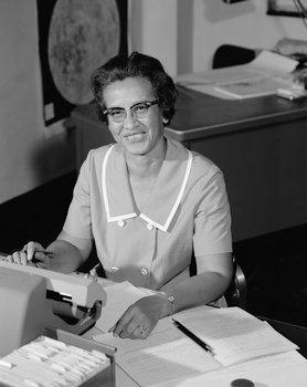 Katherine G. Johnson: Η γυναίκα που... έστειλε τον άνθρωπο στο φεγγάρι