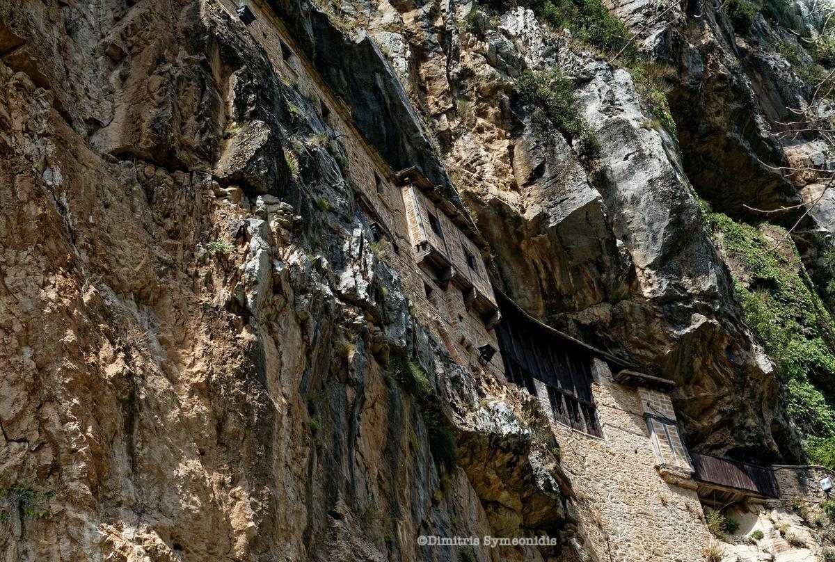 Τα κρυμμένα θαύματα της Ελλάδας: Μονή Κηπίνας στα Τζουμέρκα