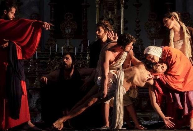 13 πίνακες ζωγραφικής του Καραβάτζο ζωντανεύουν σε βίντεο!