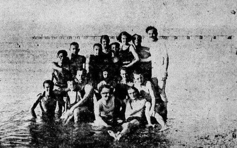 Το καυτό καλοκαίρι του 1934