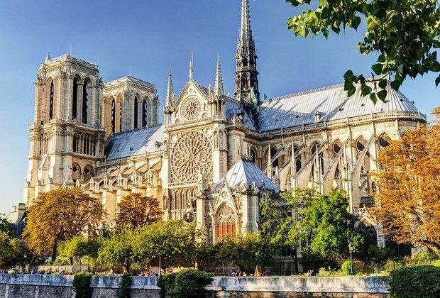 7 πράγματα που δεν γνωρίζετε για τον καθεδρικό ναό της Παναγίας των Παρισίων!