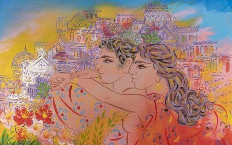 Πάμπλο Νερούδα: Έτσι πρέπει να' ναι ο έρωτας