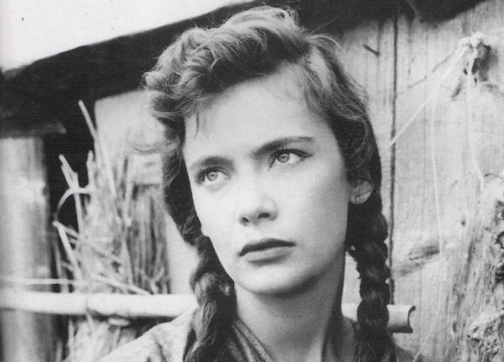 Το φιλάσθενο κοριτσάκι που έγινε η πιο ωραία πρωταγωνίστρια του ελληνικού κινηματογράφου