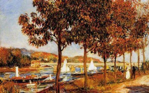 15 διάσημοι ζωγραφικοί πίνακες με θέμα το φθινόπωρο