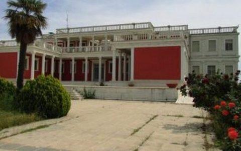 Το Παλατάκι της Θεσσαλονίκης που εγκαταλείφθηκε και λεηλατήθηκε